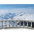 Fotótapéta Panoráma a hegyekben