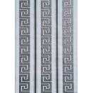 Tapéta simplex Versace fehér-ezüst