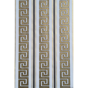 Tapéta simplex Versace fehér-arany