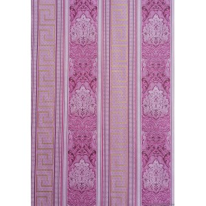 Tapéta simplex Versace 3D bordó