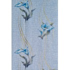 Tapéta simplex Lina kék