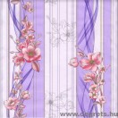 Tapéta simplex Niya lila