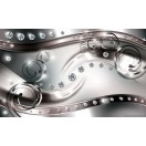 Fotótapéta absztrakció gyémánt 3D