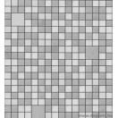 Tapéta vinyl Mozaik szürke