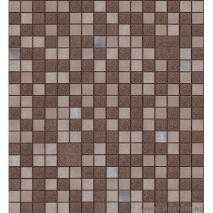 Tapéta vinyl Mozaik barna