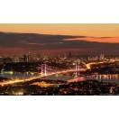 Fotótapéta A Boszporusz fényei XL