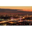 Fotótapéta A Boszporusz fényei L