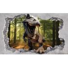 Fotótapéta Dinoszaurusz 3D L
