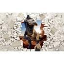 Fotótapéta T-Rex 1 3D