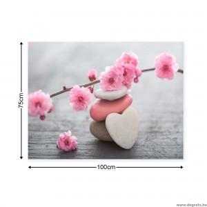 Vászonkép Tavaszi virágzás 1 L