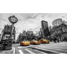 Fotótapéta Taxi New Yorkban 2