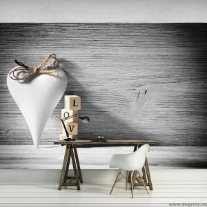 Fotótapéta Szerelem absztrakció 3D
