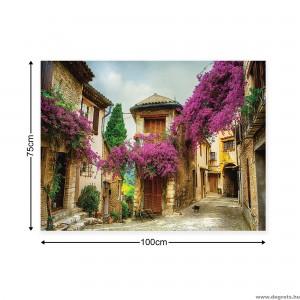 Vászonkép Az öreg város  L