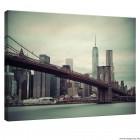 Vászonkép Brooklyn Híd 1 L