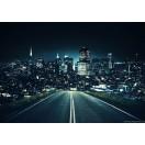 Fotótapéta Éjszakai utazás L