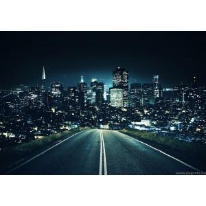 Fotótapéta Éjszakai utazás XL