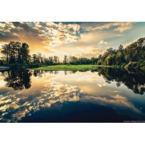Fotótapéta erdő tájkép  XL
