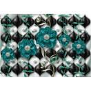 Fotótapéta Színes gyémánt 2 3D XL