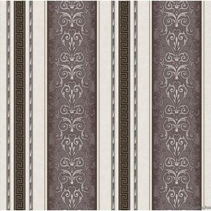 Tapéta simplex Versace Barokk barna