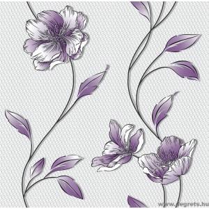 Tapéta simplex Louisa lila