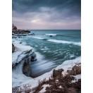 Fotótapéta Jég partjai