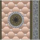 Tapéta simplex Eileen 3D bézs
