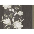 Tapéta papír Melanie - Versace fekete-fehér