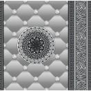Tapéta simplex Eileen 3D szürke