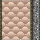 Tapéta simplex Eileen 3D 2 bézs