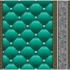 Tapéta simplex Eileen 3D 2 zöld