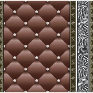 Tapéta simplex Eileen 3D 2 barna