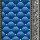 Tapéta simplex Eileen 3D 2 kék
