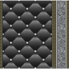 Tapéta simplex Eileen 3D 2 fekete-arany