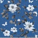 Tapéta simplex Taisiya kék