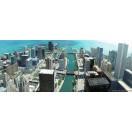 Fotótapéta Chicago S Vlies
