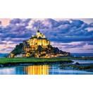 Fotótapéta Franciaország- Mont Saint Michel