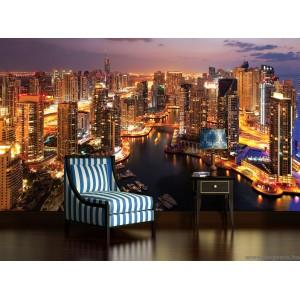 Fotótapéta Dubai jachtkikötő  2 L 1