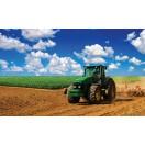 Fotótapéta Traktor