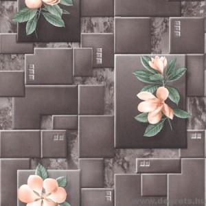 Tapéta vízálló Ophelia barna