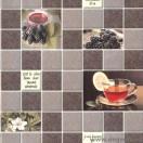 Tapéta vízálló Tea barna