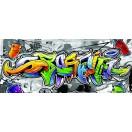 Fotótapéta Graffiti S Vlies