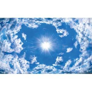 Fotótapéta Felhők  az égben  3D XL