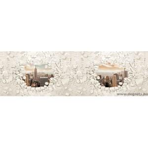 Fotótapéta Fal  3D New York 3XL Vlies