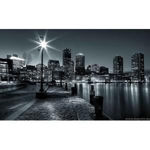 Fotótapéta Éjszaka séta