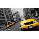 Fotótapéta Taxi New Yorkban 1