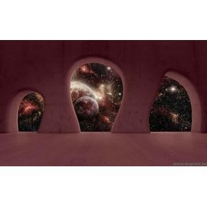 Fotótapéta Kilátás a világegyetemből