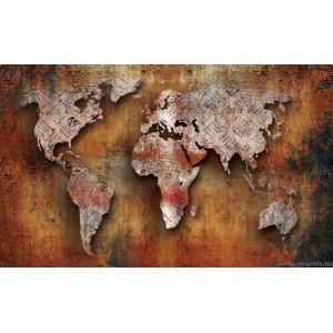 Fotótapéta Világtérkép 2