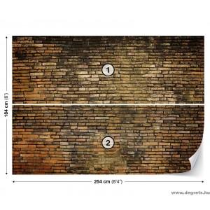 Fotótapéta Vintázs  fal