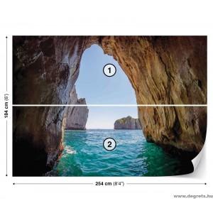 Fotótapéta Alagút a tengernél