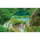 Fotótapéta Vízesés a dzsungelben XL